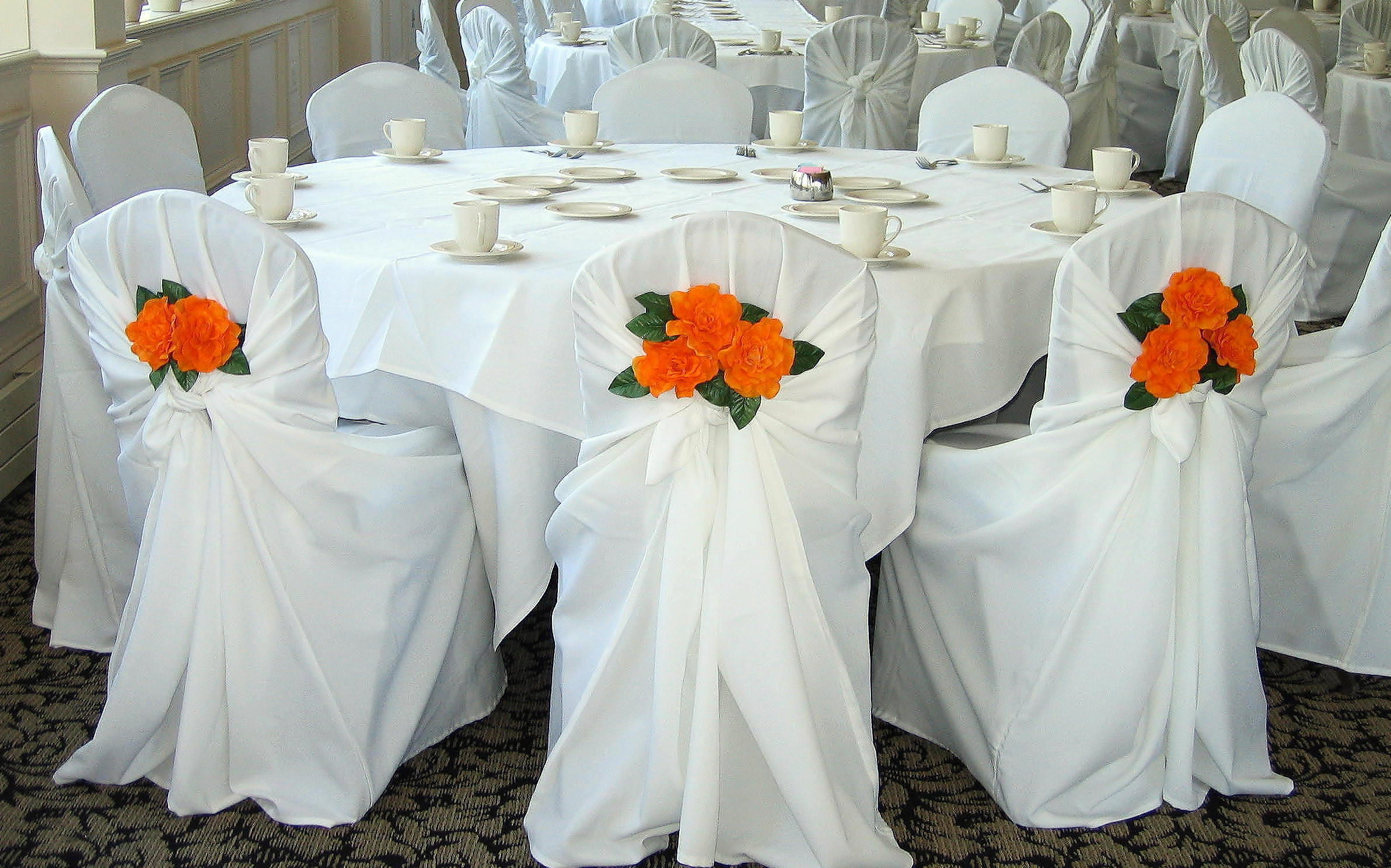 Black chair covers with purple sash - Dreams Chair Covers Chair Covers Sterling Heights Rent Chair Covers